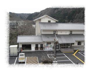 奈良市月ケ瀬梅の資料館全景